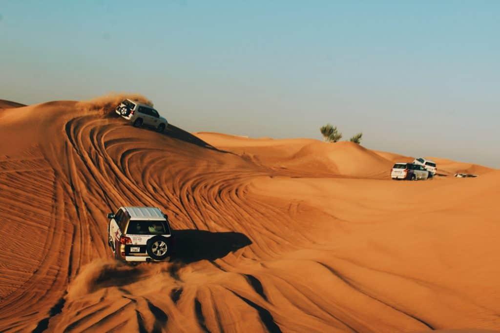 dubaj puščava