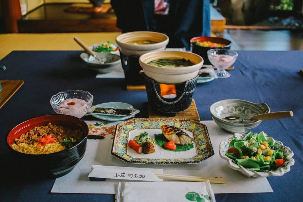 japonska hrana