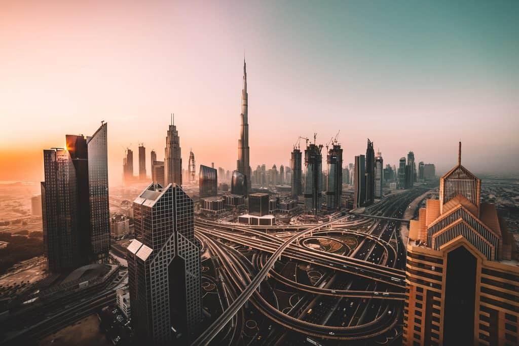 dubaj Burj Kalifa