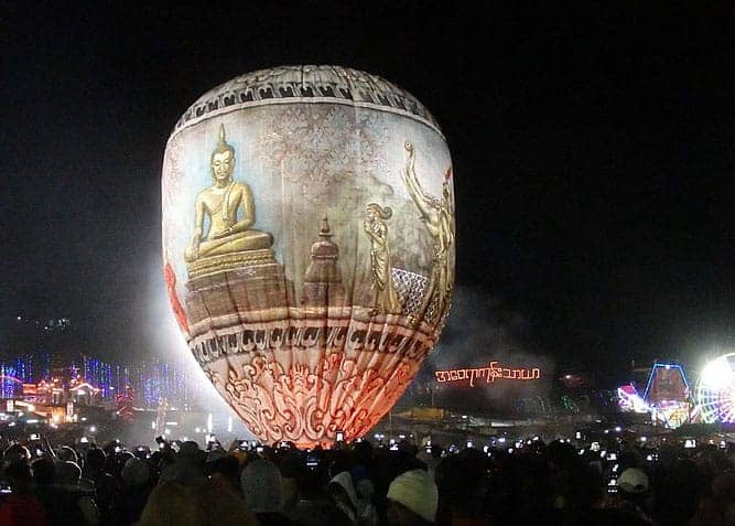 Festival balonov