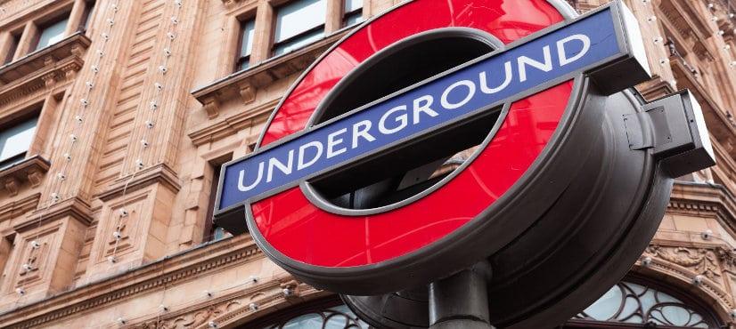 London tube sta