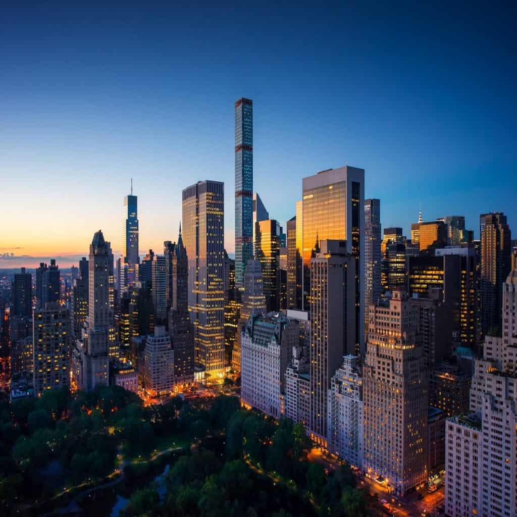 new york urbana džungla