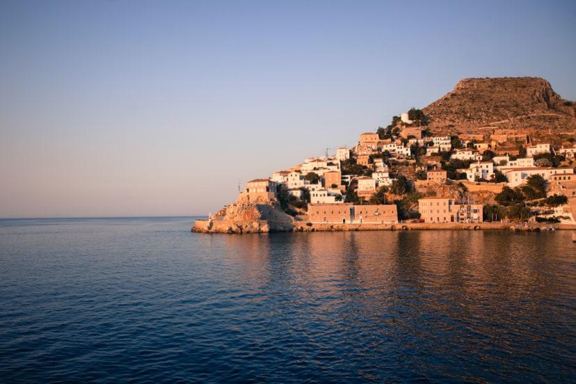 hydra grčka