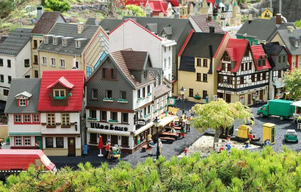 Zabaviščni park - Legoland