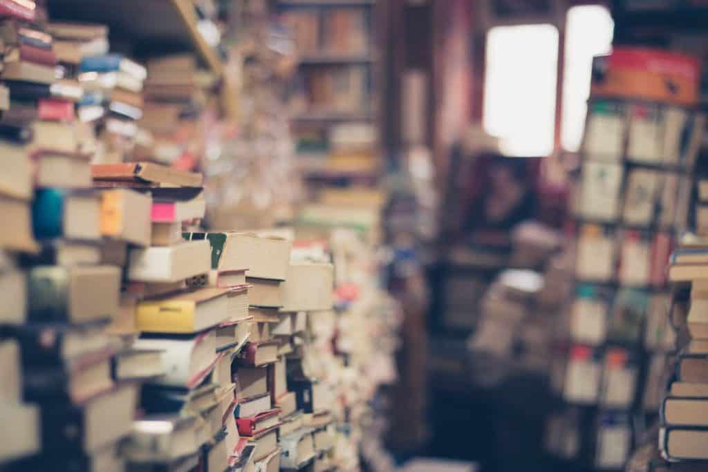 Libreria Acqua Alta Benetke