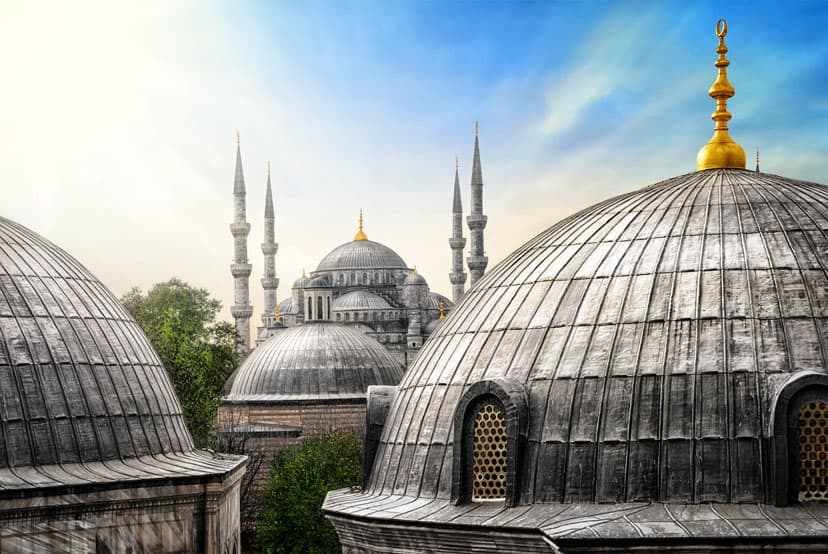 Istanbul - Turčija - jesenska potovanja
