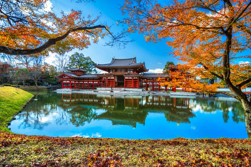 Japonska - Kyoto - jesenska potovanja