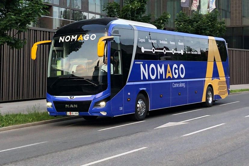 nomago autobus beč