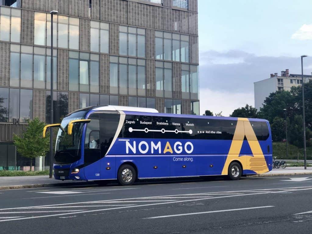 intercity avtobus