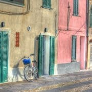 sardinia alghero oldtown bike