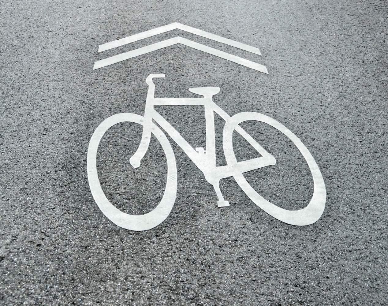 bicikl znak