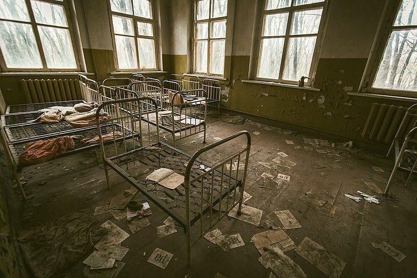 ernobil ukrajina bolnica