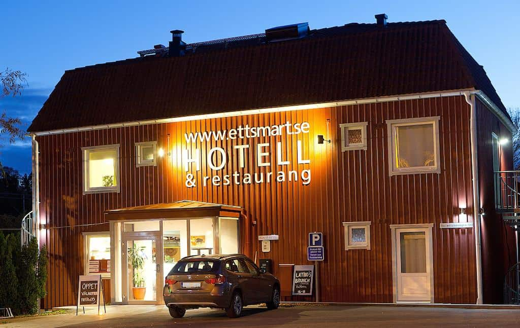 ett smart hotel