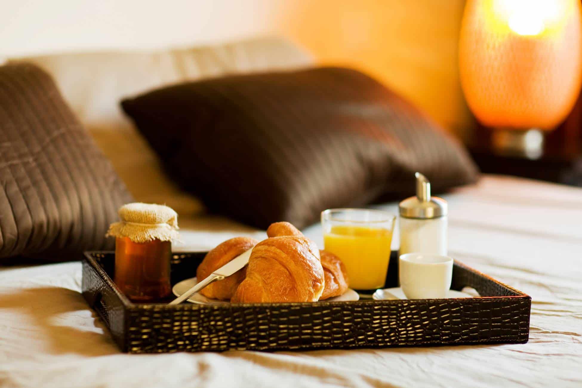 hotel business breakfast sta
