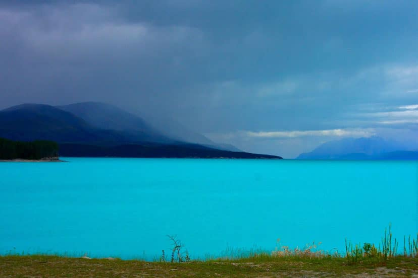 novi zeland jezero pukaki