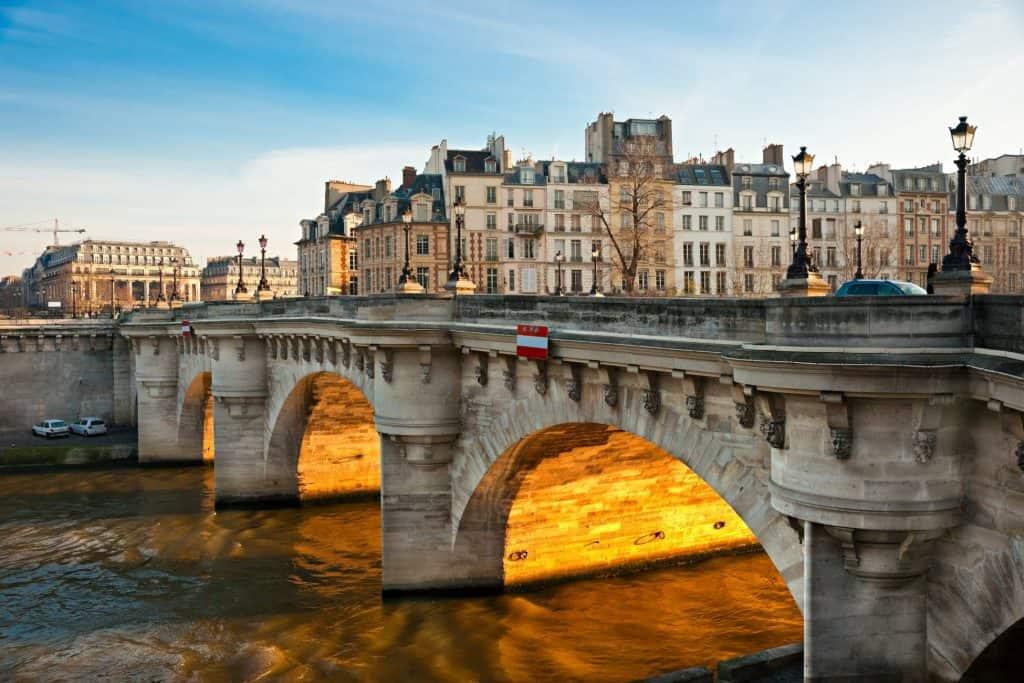 paris bridge sta