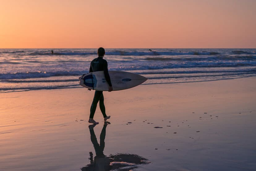 san diego surfanje
