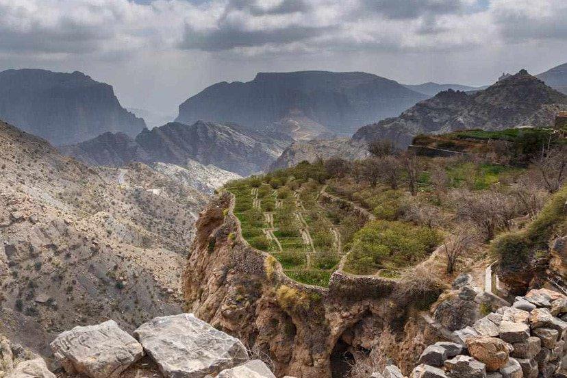 Oman, Al Hajar