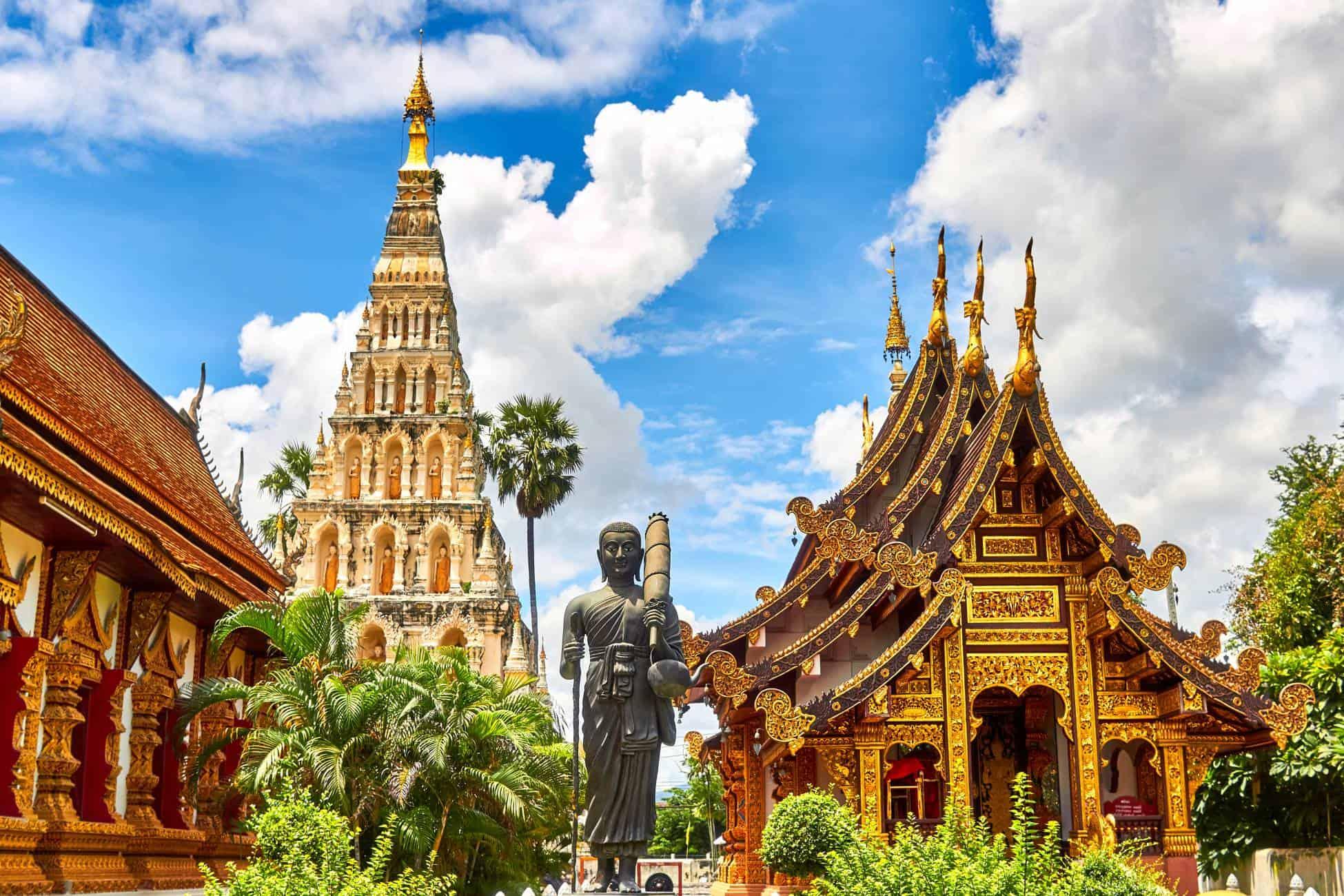 tajska - solo potovanja