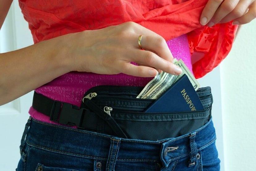 novac za putovanja