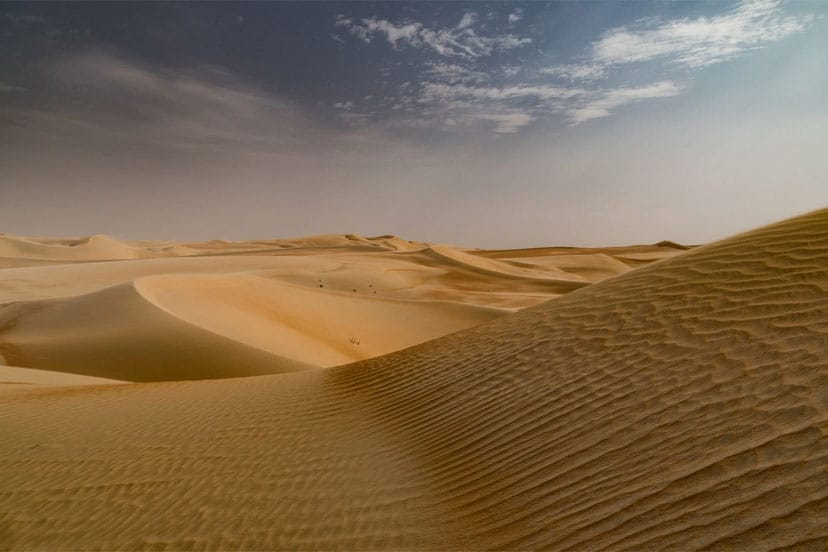 Oman, The Empty Quarter