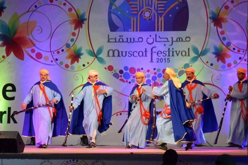 Oman, Muscat Festival