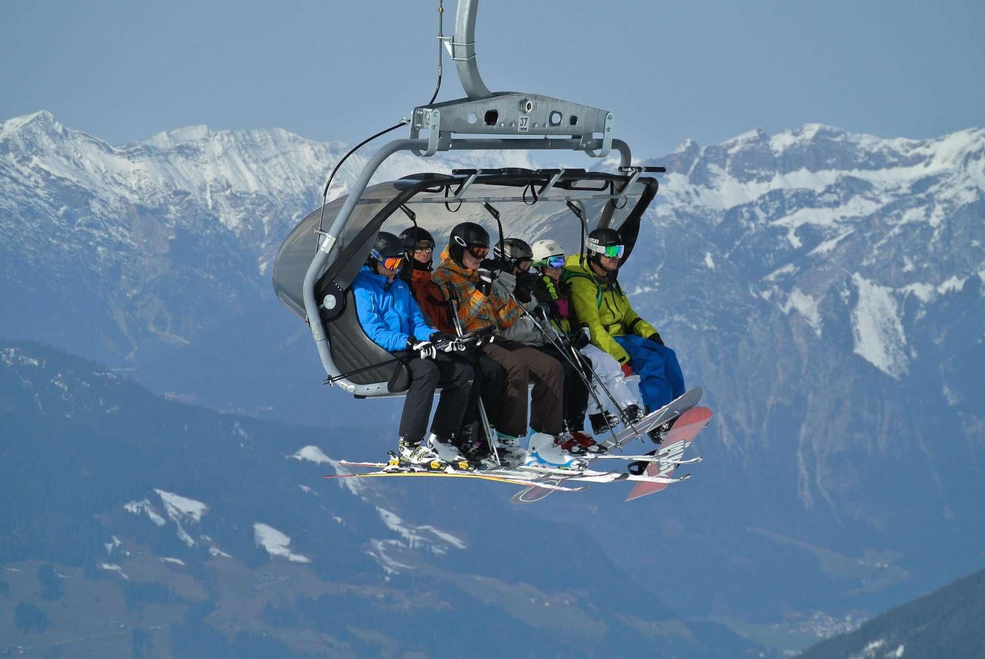 Skijanje, Gerlitzen