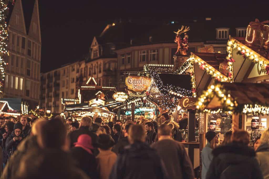 nemčija božič