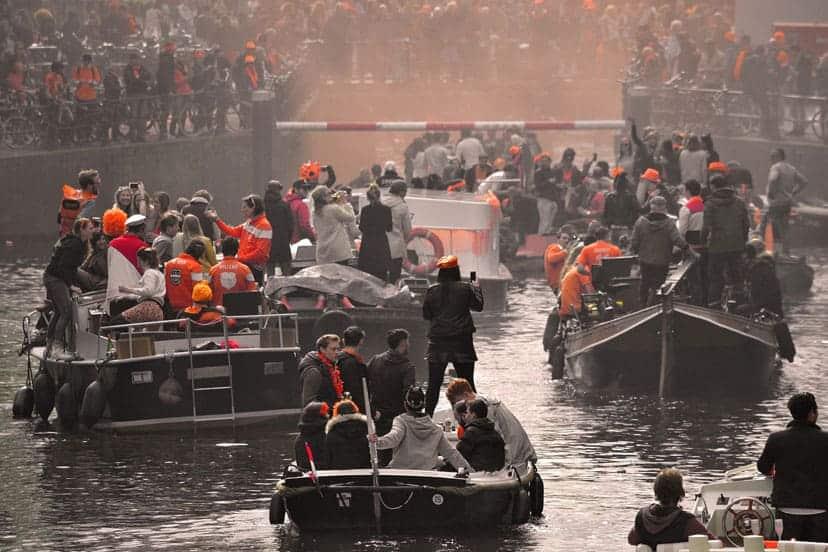 Kraljev dan, Nizozemska