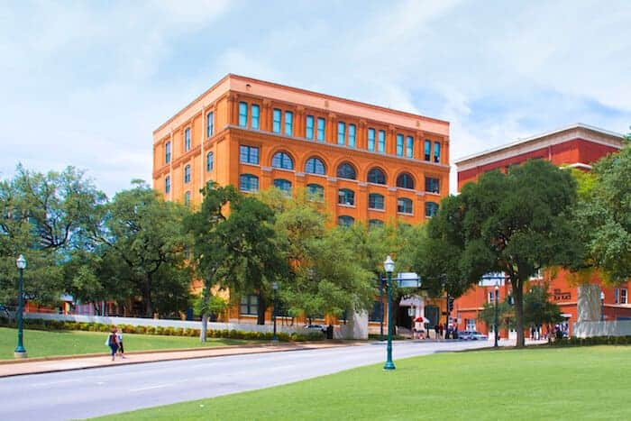 JFK Assassination and Sixth Floor Museum Tour