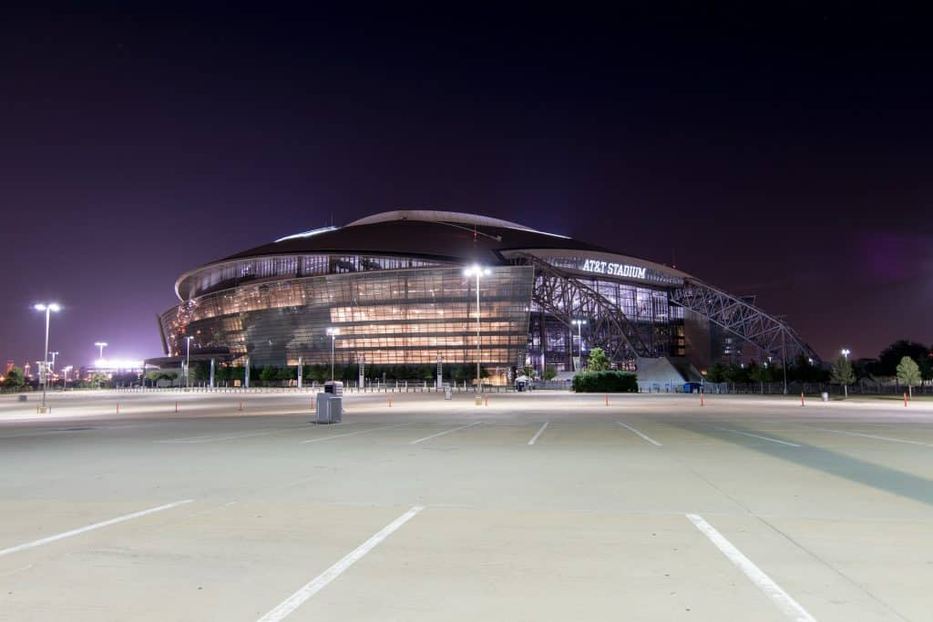 Guided Dallas Cowboys Stadium Tour and City Sightseeing