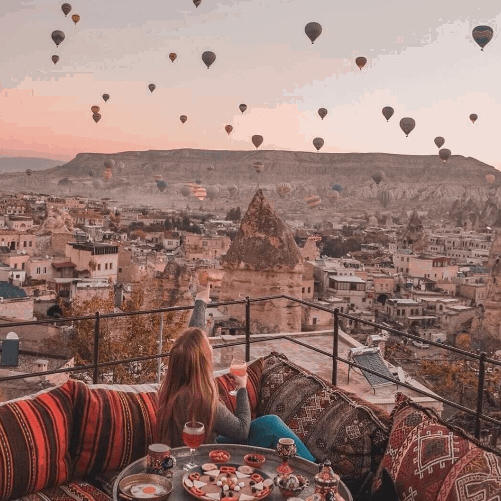 nomago travel instagram cappadocia