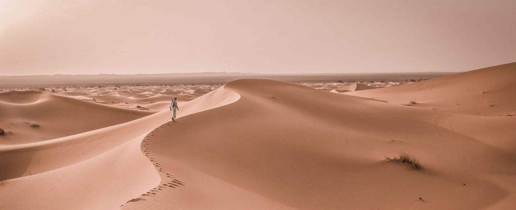 potovalni ponedeljek maroko sahara