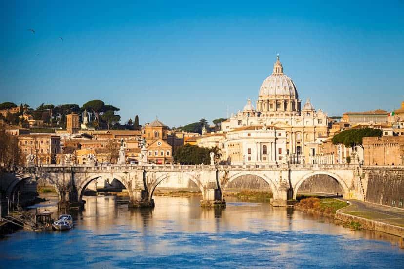 rome vatican sta