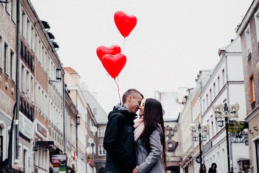 ljubav putovanje