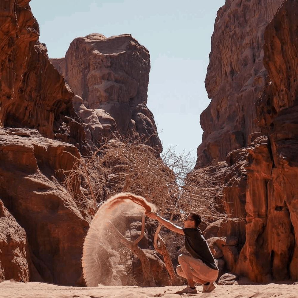 nomago travel instagram wadi rum 2