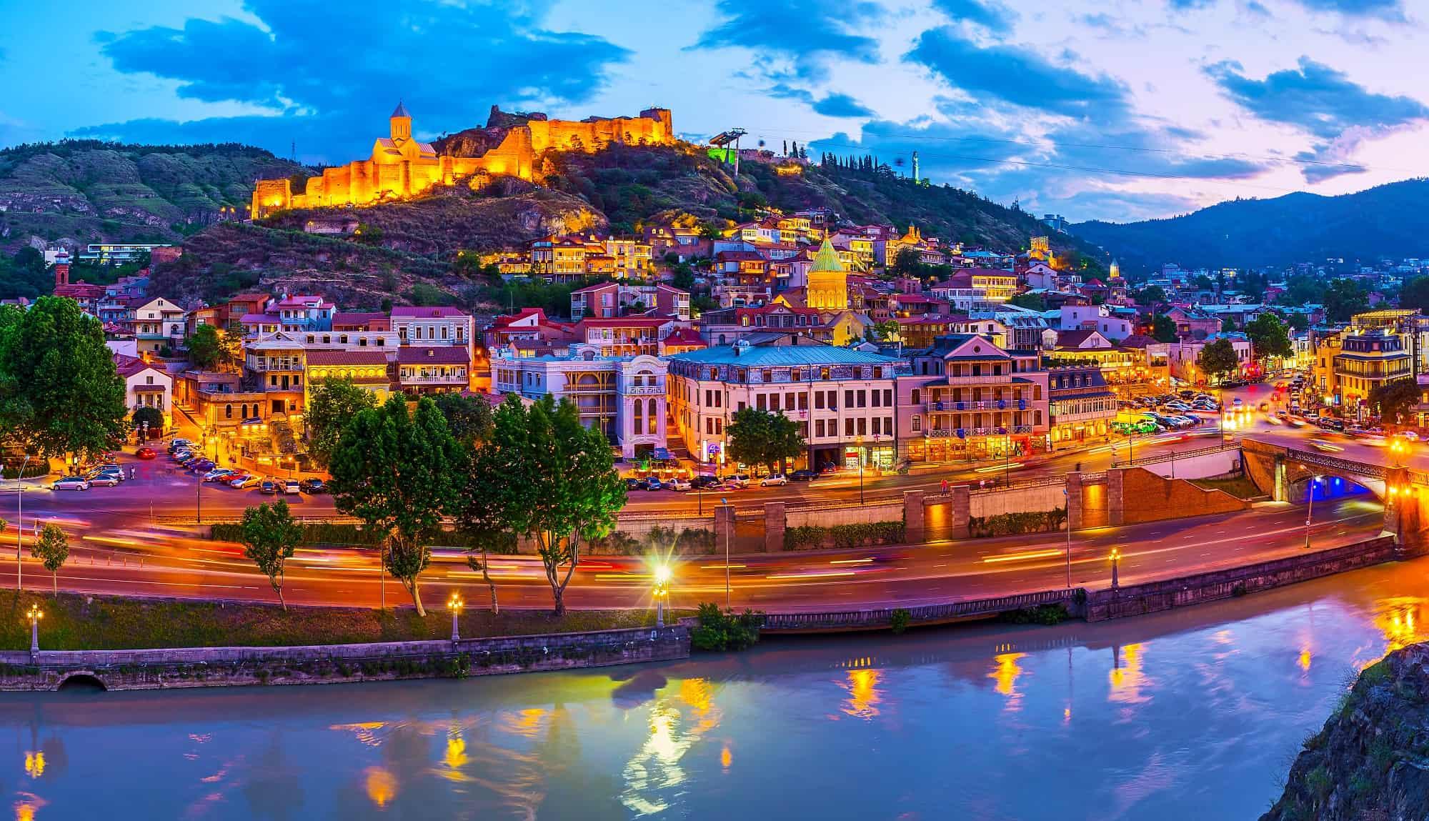 tbilisi gruzija
