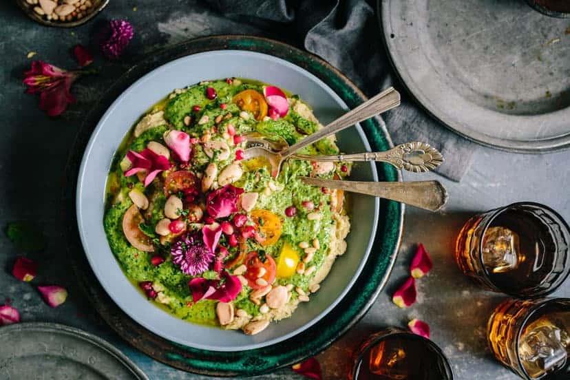 vegansko jelo nomago