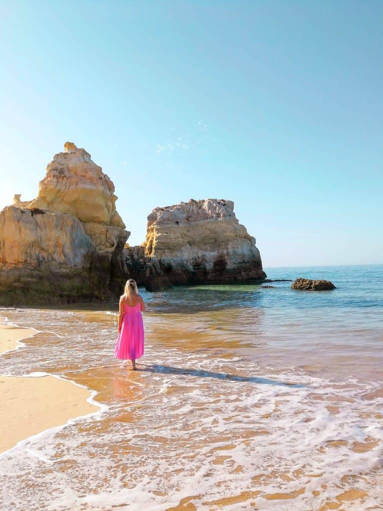 plaža portugalska
