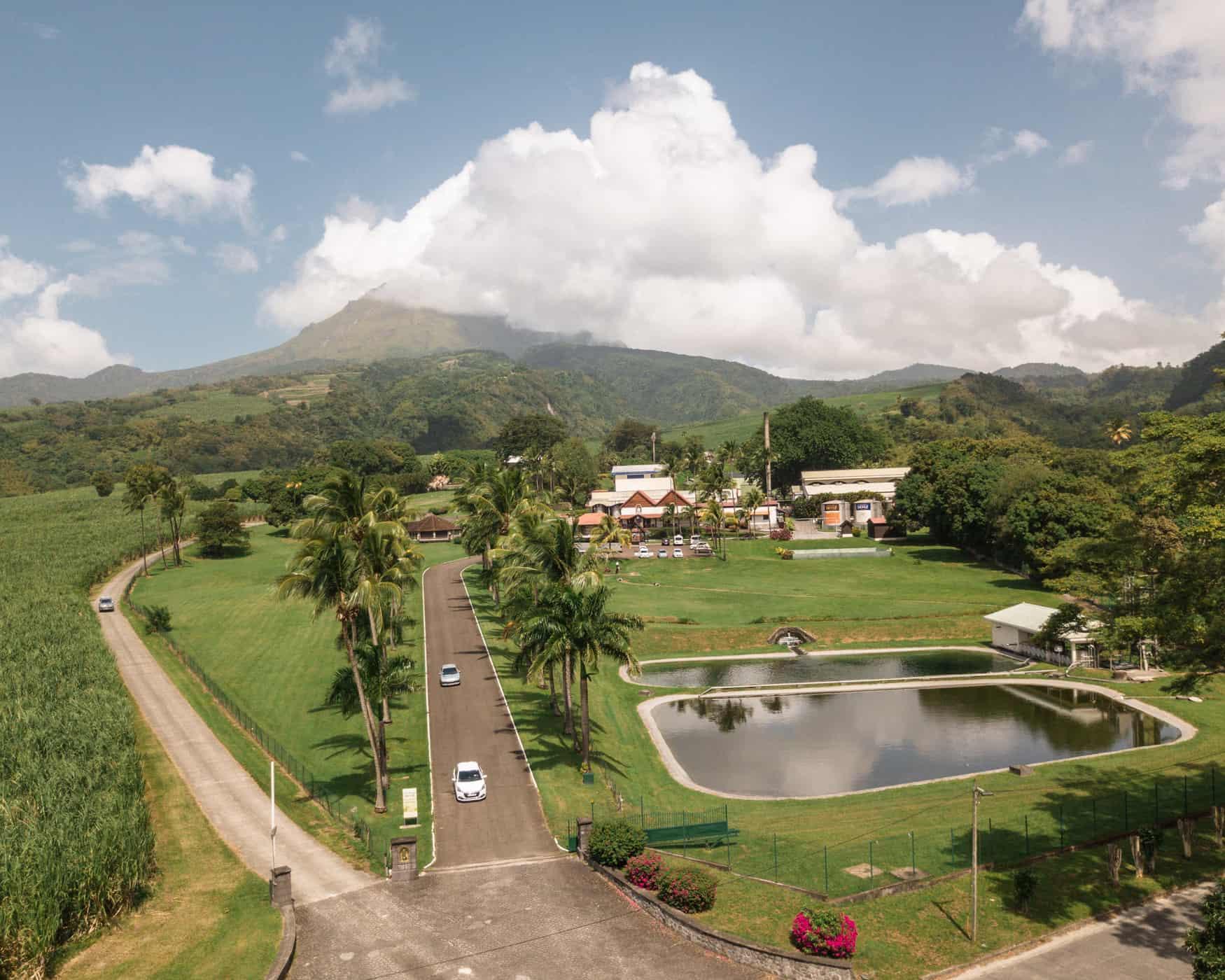 Depaz Rhum, Martinik, Karibi