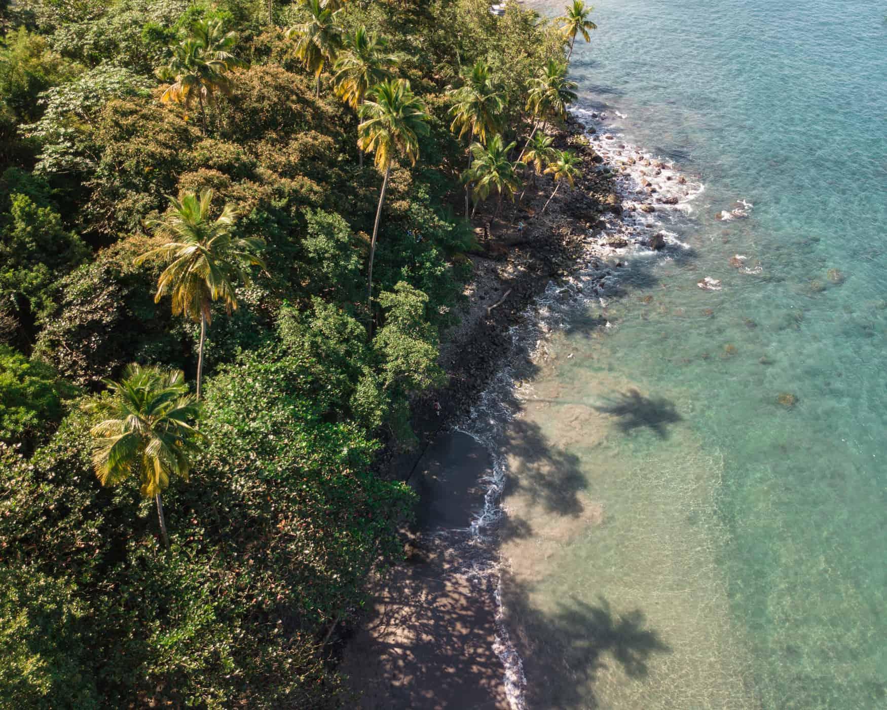 Anse Couleuvre, Martinik, Karibi