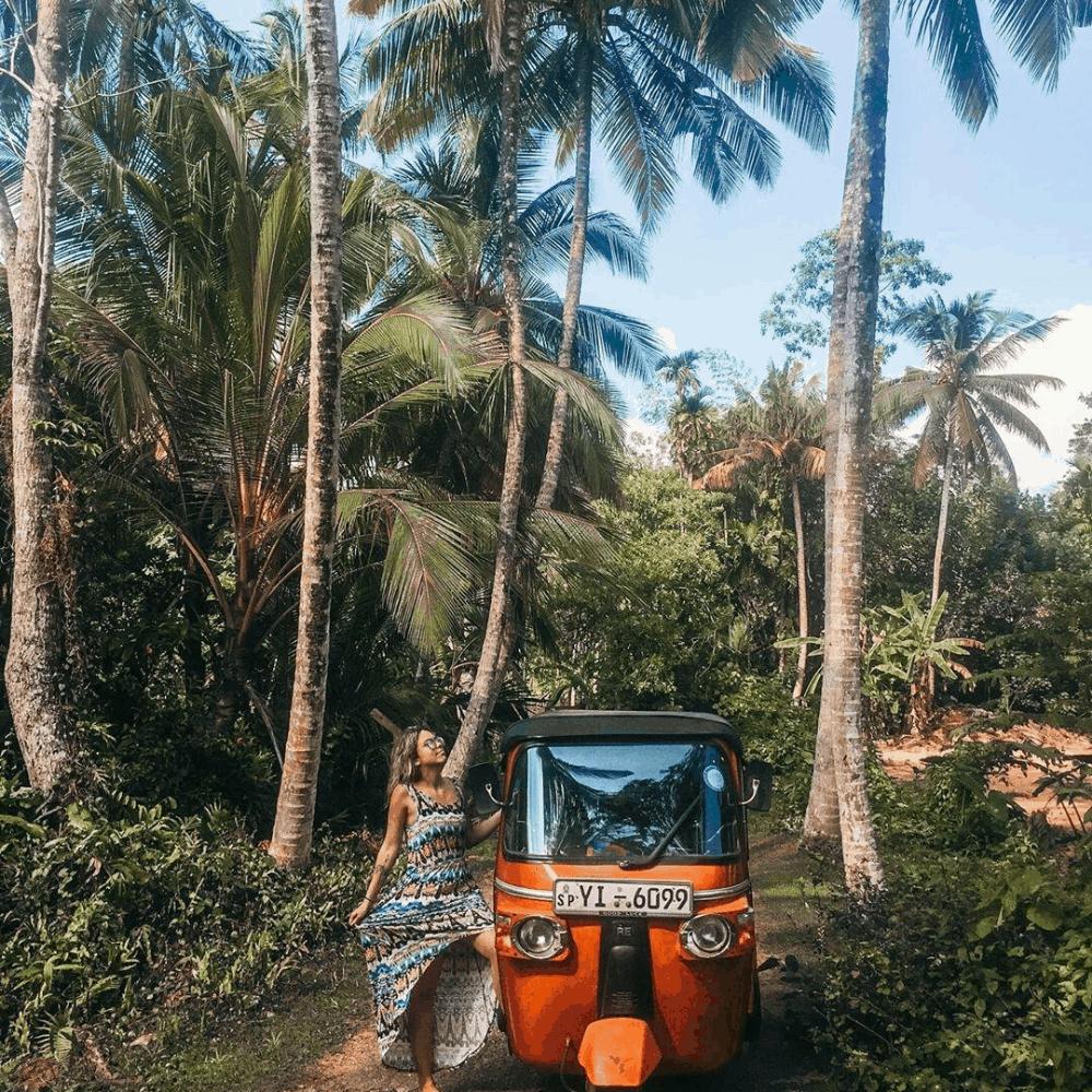 nomago travel instagram Šrilanka
