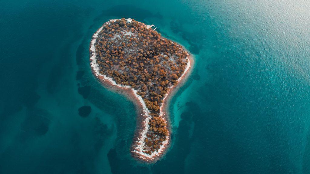 hrvaška otoki
