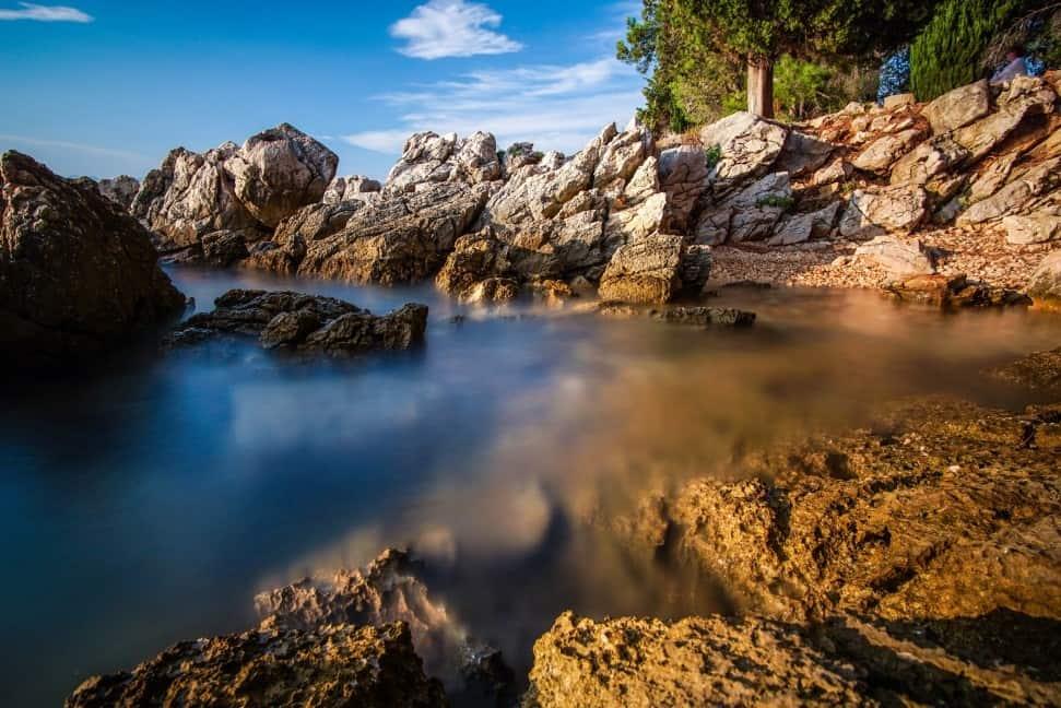 hrvaške plaže