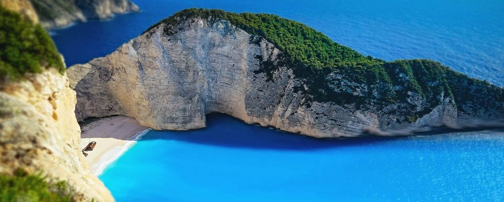 navagio beach greece grcija