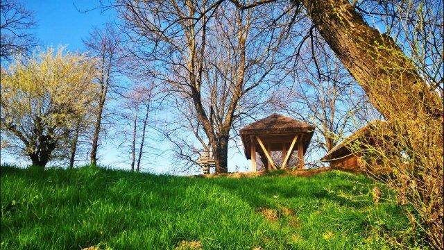 Keltske hiške Kolpa Podzemelj