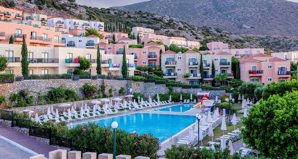 the village resort crete 1