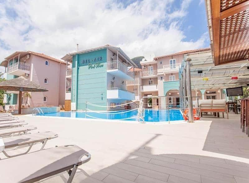 belair swimming pool 4