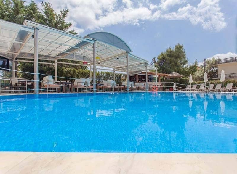 belair swimming pool