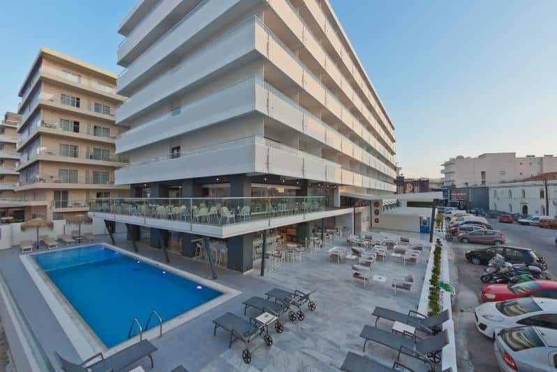 Hotel Mercure Rhodes Alexia